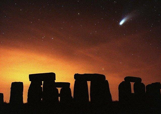 專家揭示巨石陣建造之謎