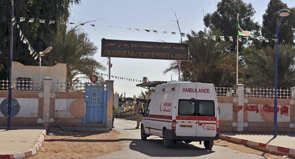 阿爾及利亞救護車