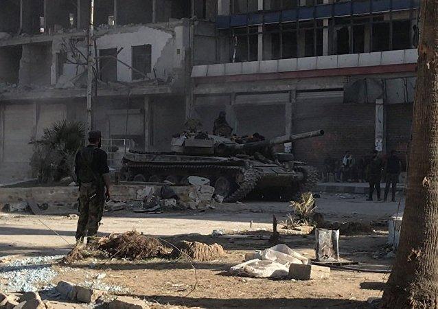 攻佔東古塔中衝突各方犯下戰爭罪