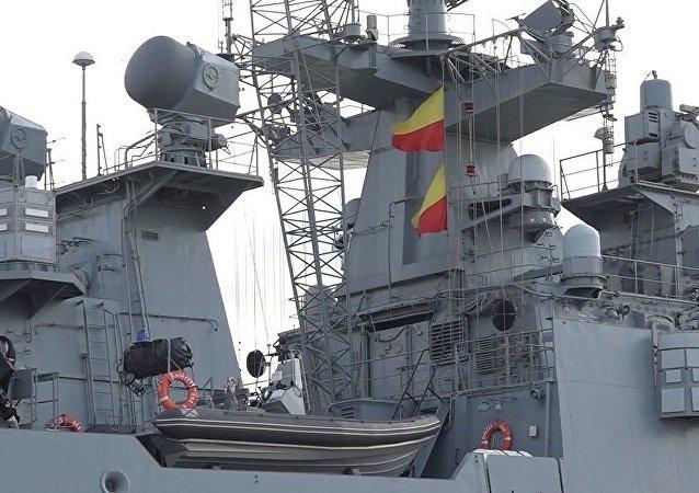 格里戈羅維奇海軍上將 護衛艦