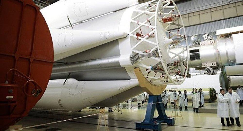 載有外國衛星的「質子」火箭將於2019年3月發射