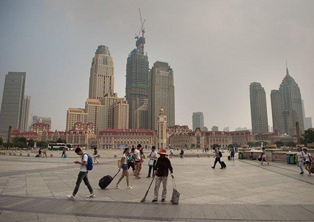 滿洲里市邀請俄相關地區參加中國天津投資貿易洽談會