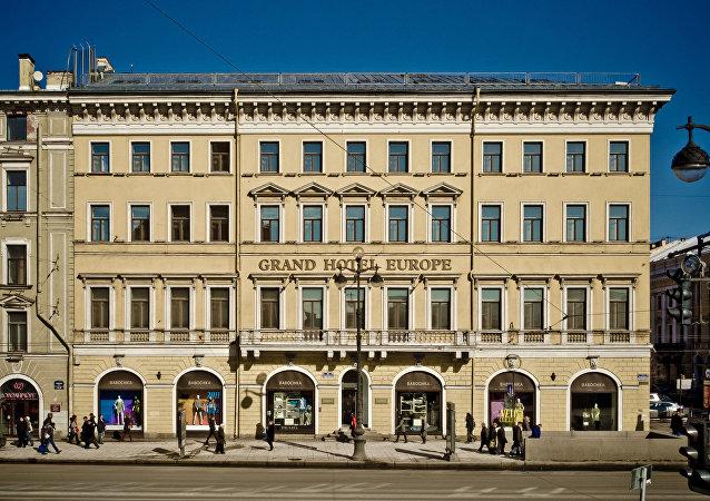 中國投資者在聖彼得堡推出旅店業務