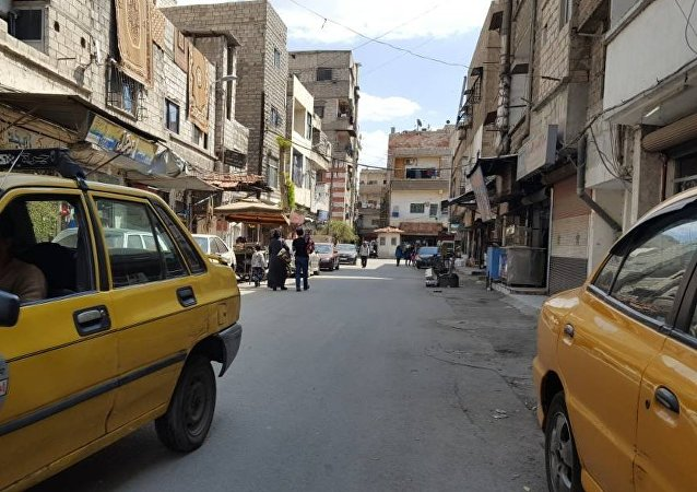 大馬士革市