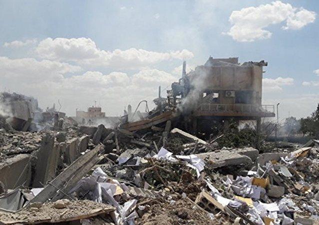 報告:美國在敘利亞和伊拉克的轟炸造成大量平民死亡