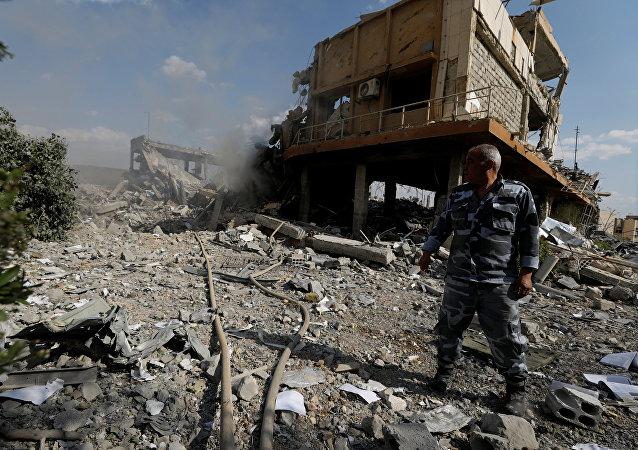 達成敘利亞政治調解離不開俄美參與