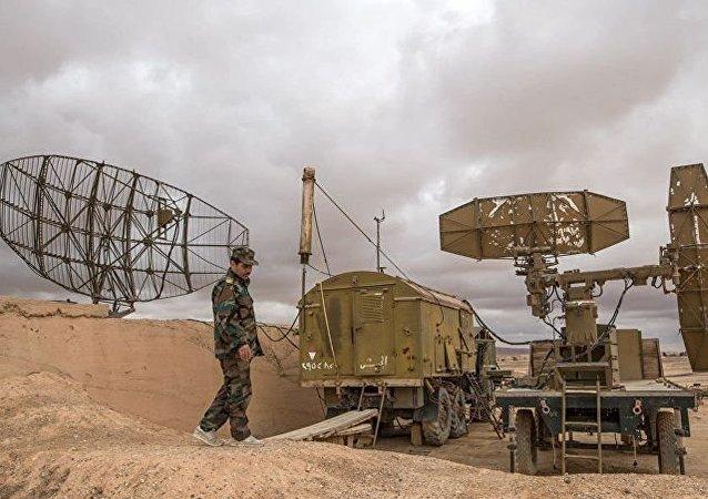 敘利亞防空部隊