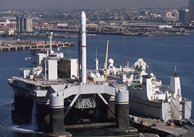 俄S7 Space公司:「海上發射」浮動平台收購交易已完成