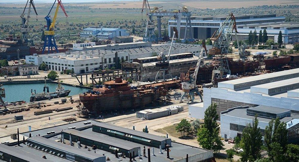 刻赤扎利夫造船廠