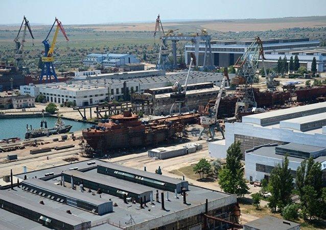 韓公司擬在俄薩哈林州修建造船廠