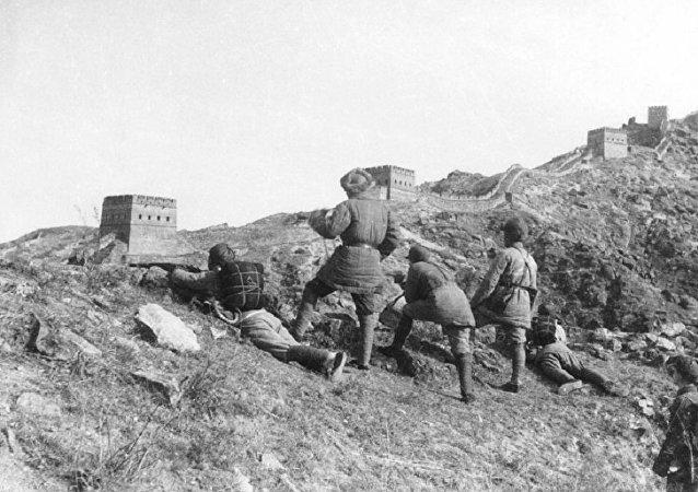 俄導演計劃拍攝抗日戰爭題材影片