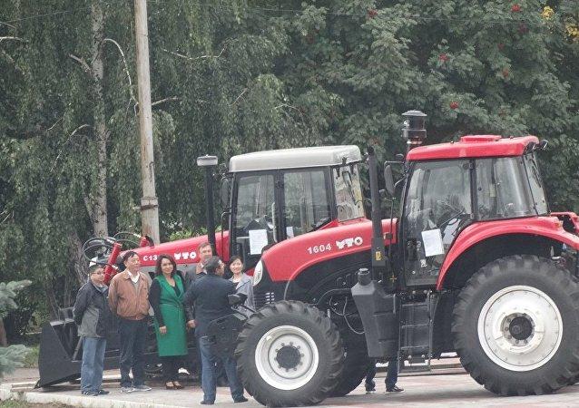 俄巴什基爾共和國划地給中企建廠