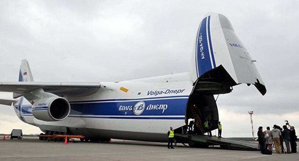 媒體曝俄羅斯將停止向北約提供安-124運輸機