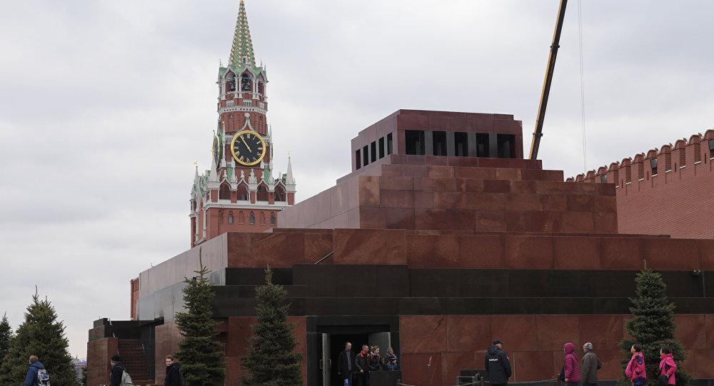 莫斯科列寧墓