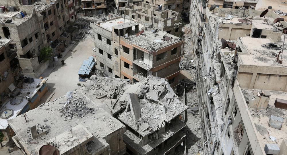 俄外交官:俄英專家均認為禁化武組織的敘杜馬鎮化武襲擊報告前後矛盾