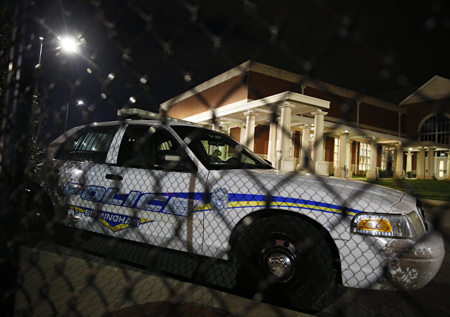 美國阿拉巴馬州警方