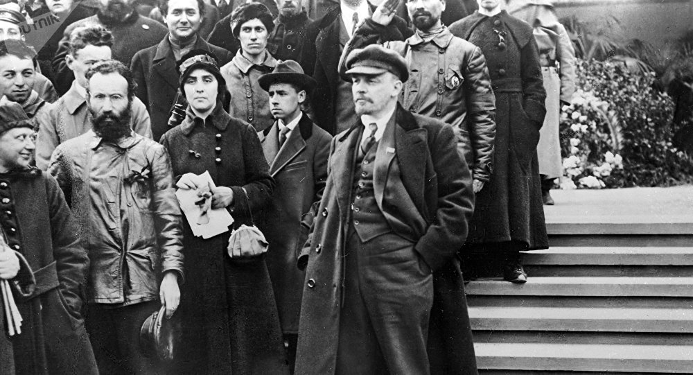 偉大革命領袖列寧鮮為人知的生平事跡