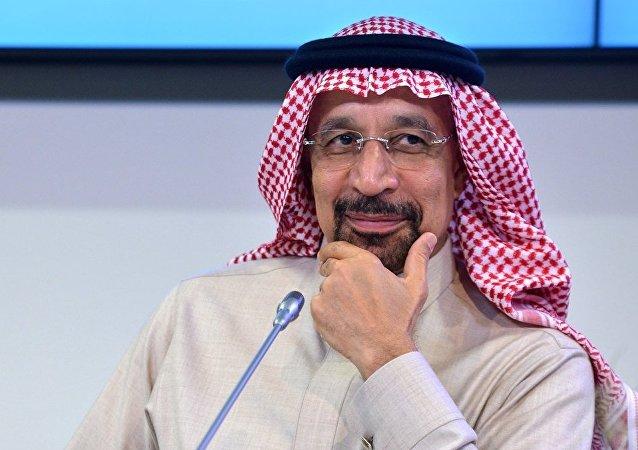 沙特能源部長
