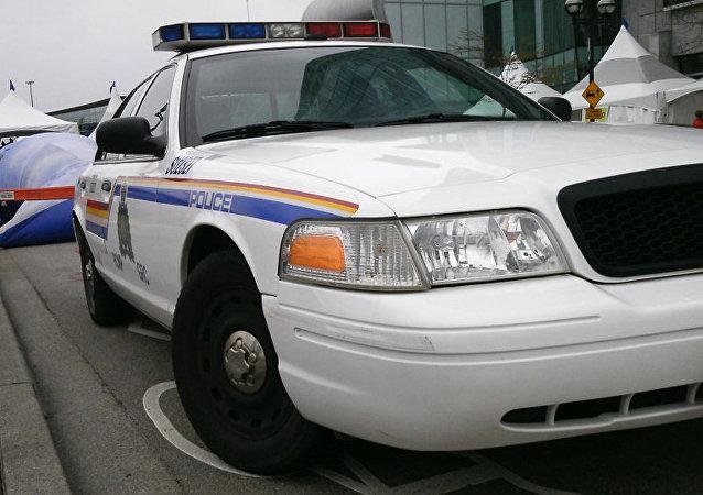 加拿大警車