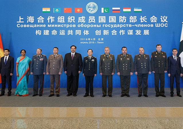上合組織成員國國防部長會議