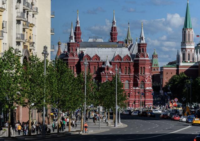 莫斯科,俄國家歷史博物館