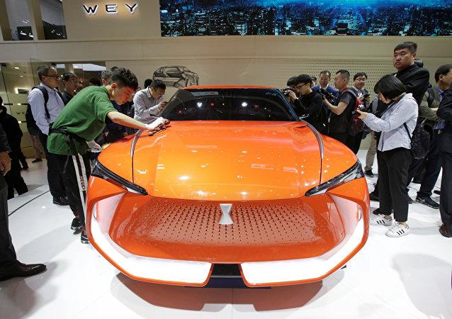 長城WEY品牌汽車將登陸俄羅斯市場