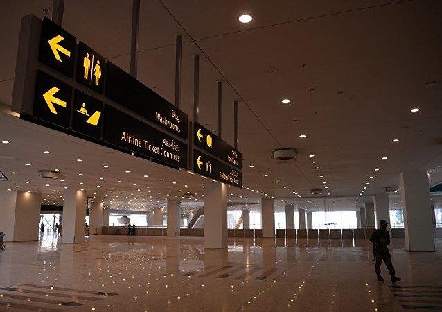 媒體:巴基斯坦首都即將投入運行的新機場仍未被命名