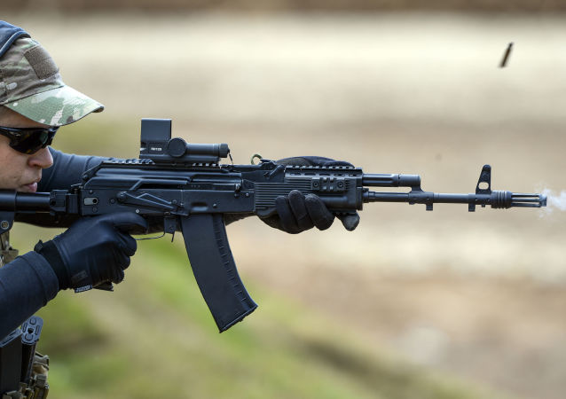 俄羅斯願意幫助印度建造生產卡拉什尼科夫自動步槍的工廠