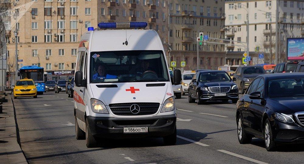 莫斯科救護車
