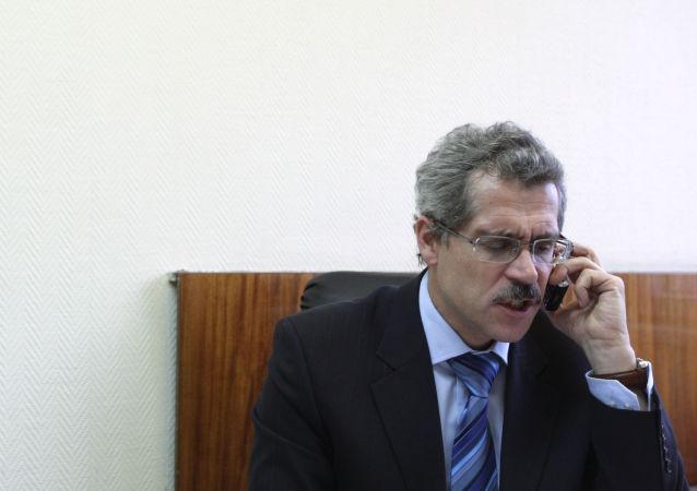 莫斯科反興奮劑實驗室前負責人羅琴科夫