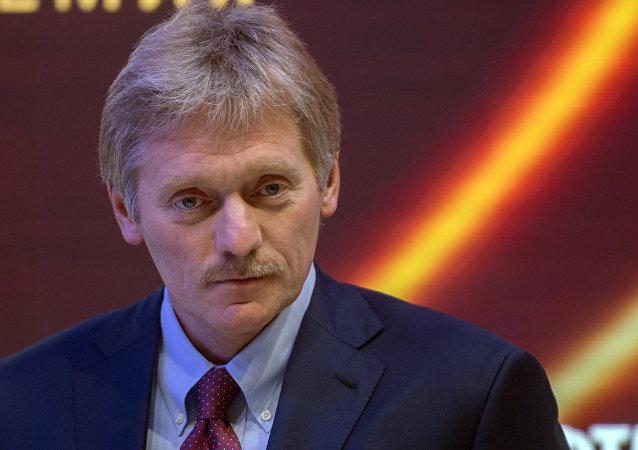 俄羅斯總統新聞秘書佩斯科
