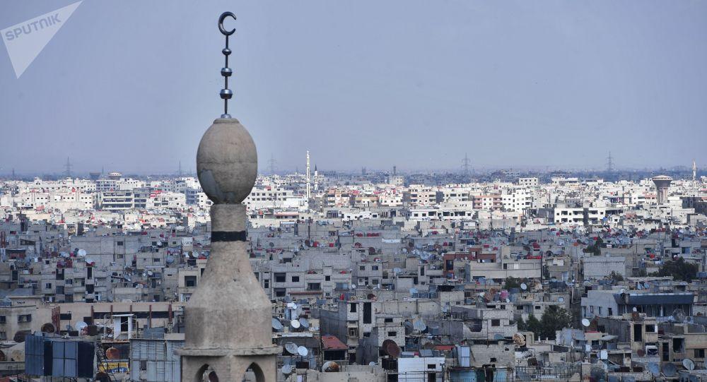 敘利亞政府呼籲逃離戰爭的敘利亞人返回家園