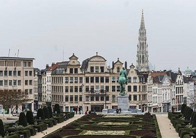 比利時首都布魯塞爾