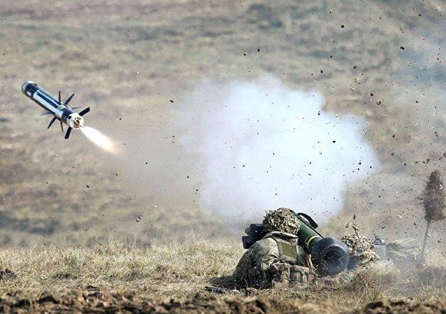 「標槍」反坦克導彈系統