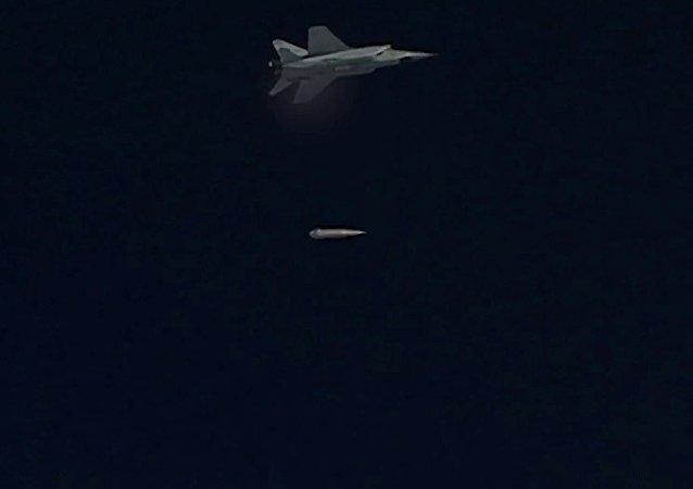 俄空天軍裝備「匕首」綜合體的航空兵大隊自2017年起已進行350多次飛行