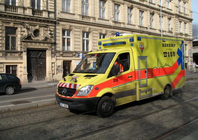 捷克救護車