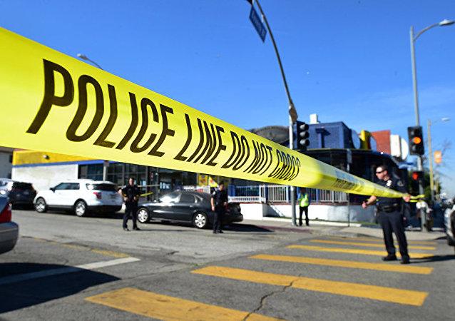 媒體:美國聖迭戈市發生槍擊事件致5人死亡