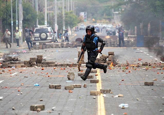 尼加拉瓜抗議活動