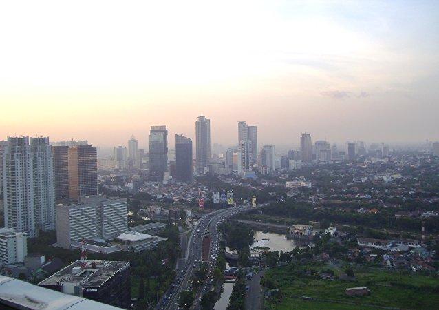印尼首都雅加達