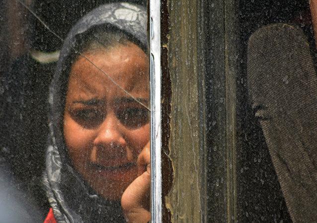 聯合國:敘西南部兩天內流離失所人數增加1.5倍達16萬