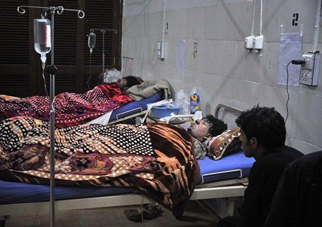 巴基斯坦醫院