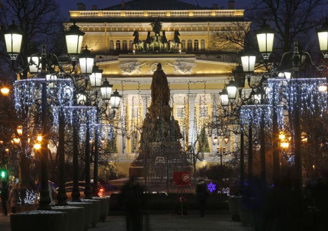 過百國家代表將參加聖彼得堡舉行的國際文化論壇