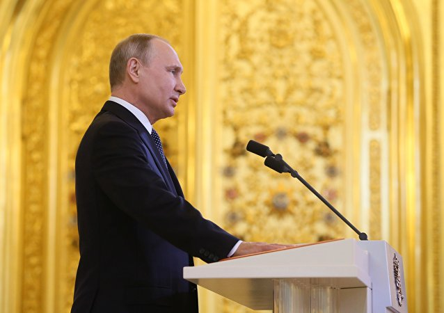 普京責令2024年前保障俄成為全球五大經濟體之一