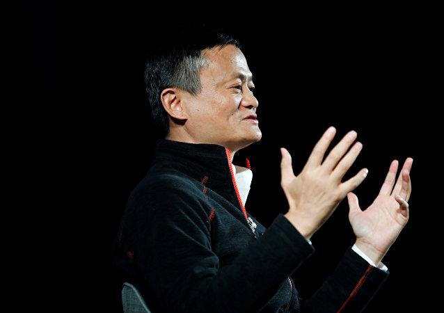 阿里巴巴集團總裁馬雲
