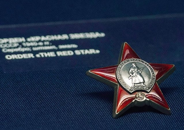 蘇聯紅星勳章