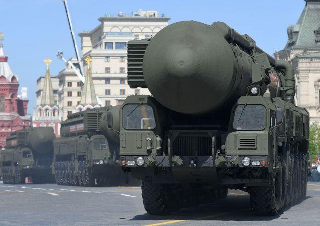 RS-24'亞爾斯'洲際彈道導彈