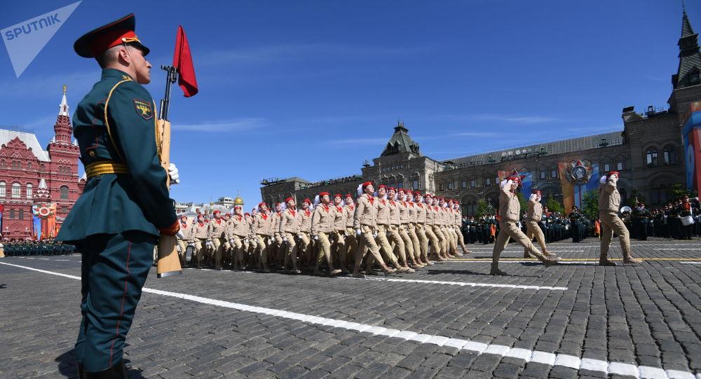 古巴領導人確認將參加衛國戰爭勝利75週年慶典活動