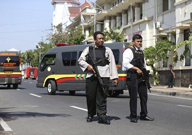 印度尼西亞警察
