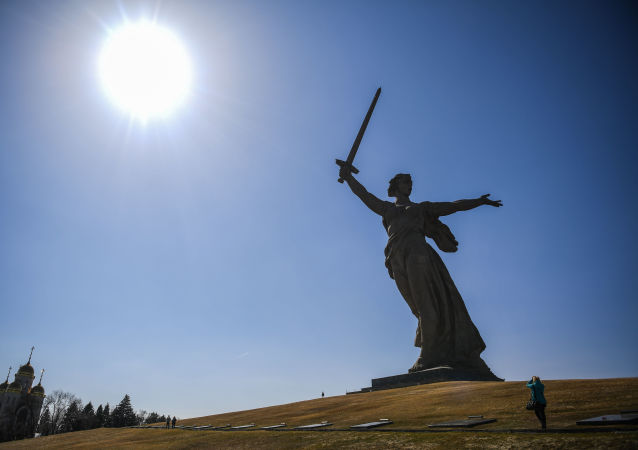 世界杯之城:伏爾加格勒