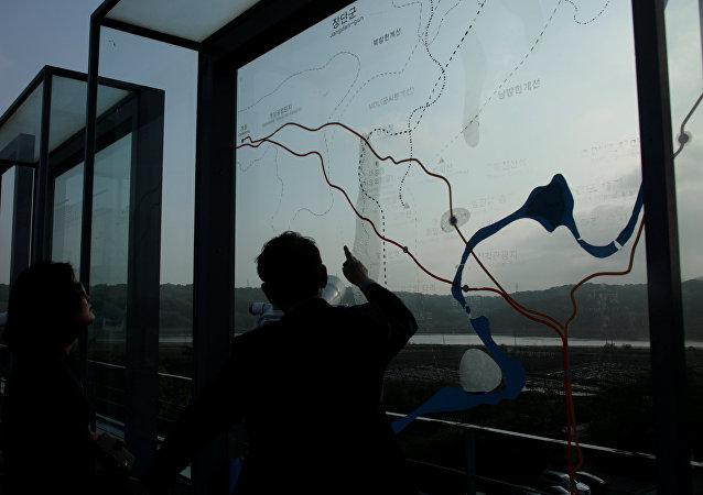 美國特使在首爾討論如何恢復與朝對話